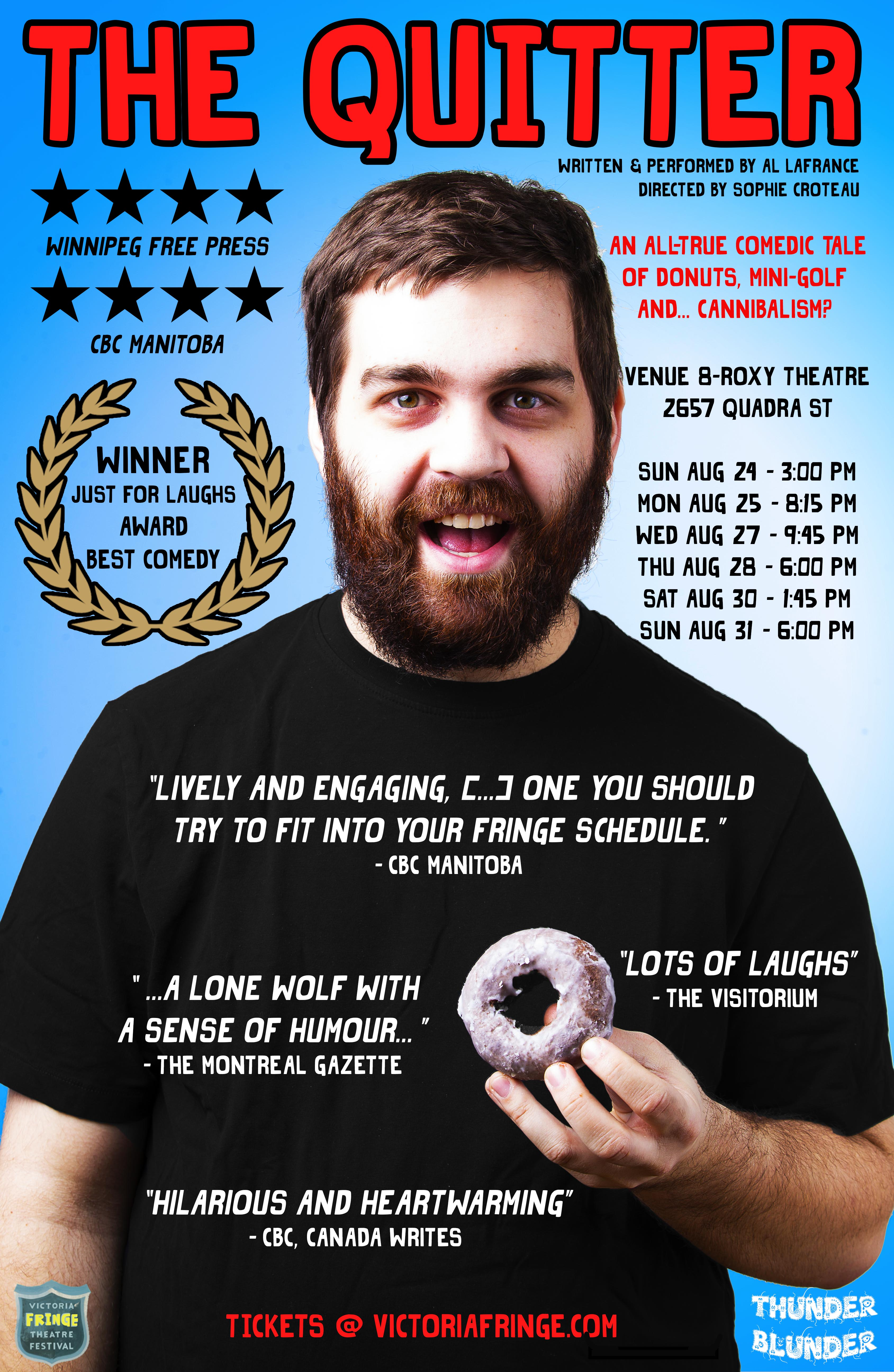 Just Laughs Montreal Schedule